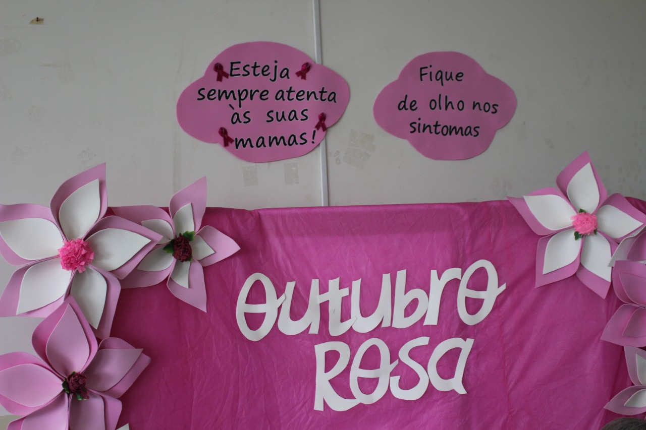 Dia D da campanha de Outubro Rosa é realizado em diversas UBS de Sarandi