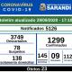 BOLETIM OFICIAL CORONAVÍRUS (29/09/2020) - 17h10