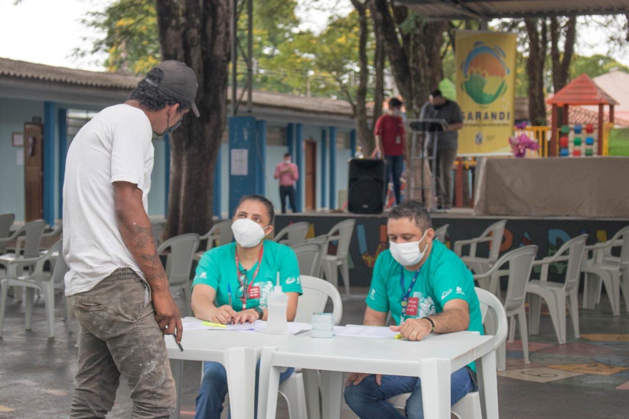 Semana de atendimentos do programa Justiça no Bairro inicia nesta terça-feira (14) em Sarandi