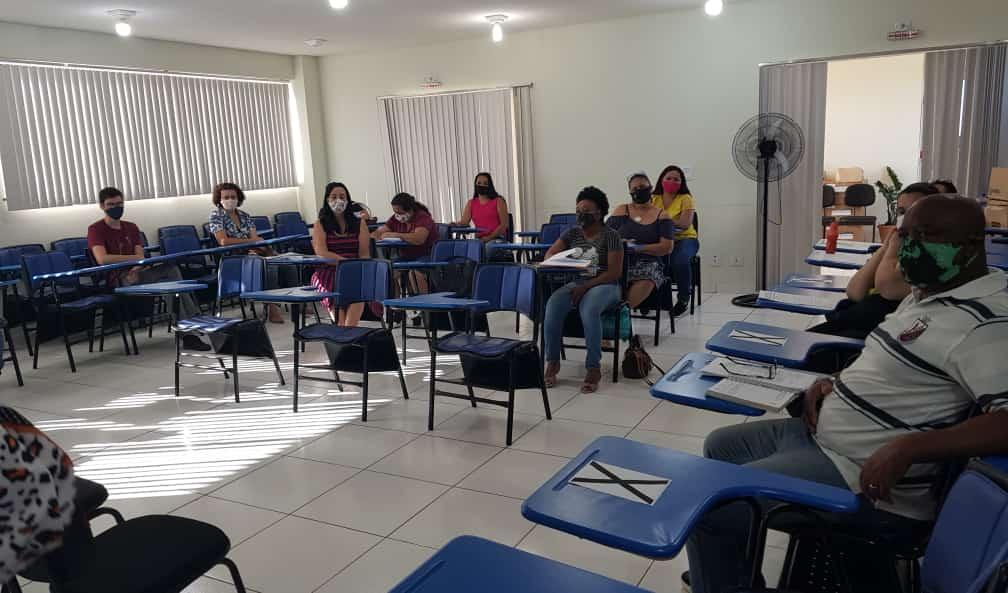 Formação Continuada: Diretores das unidades de ensino de Sarandi recebem orientações para uso do recurso - PDDE