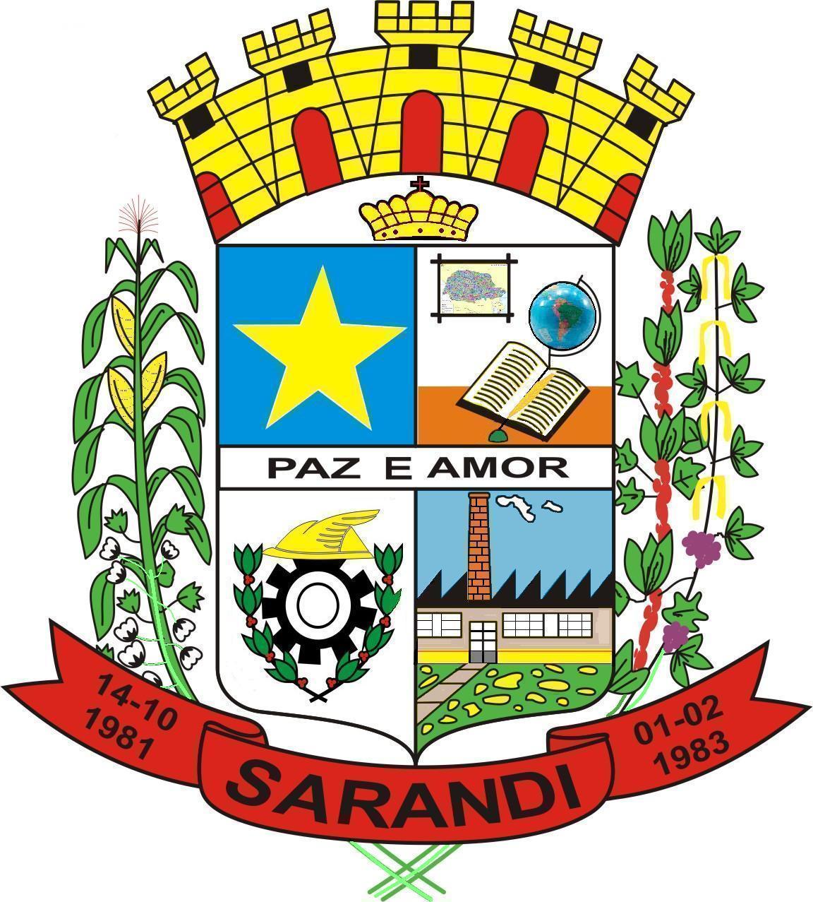 Prefeitura de Sarandi realiza prestação de contas 1º Quadrimestre de 2019