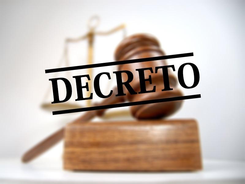 DECRETO Nº 1389/2020