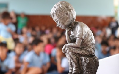 """Escolas Municipais de Sarandi recebem prêmio """"Televisando o Futuro"""""""