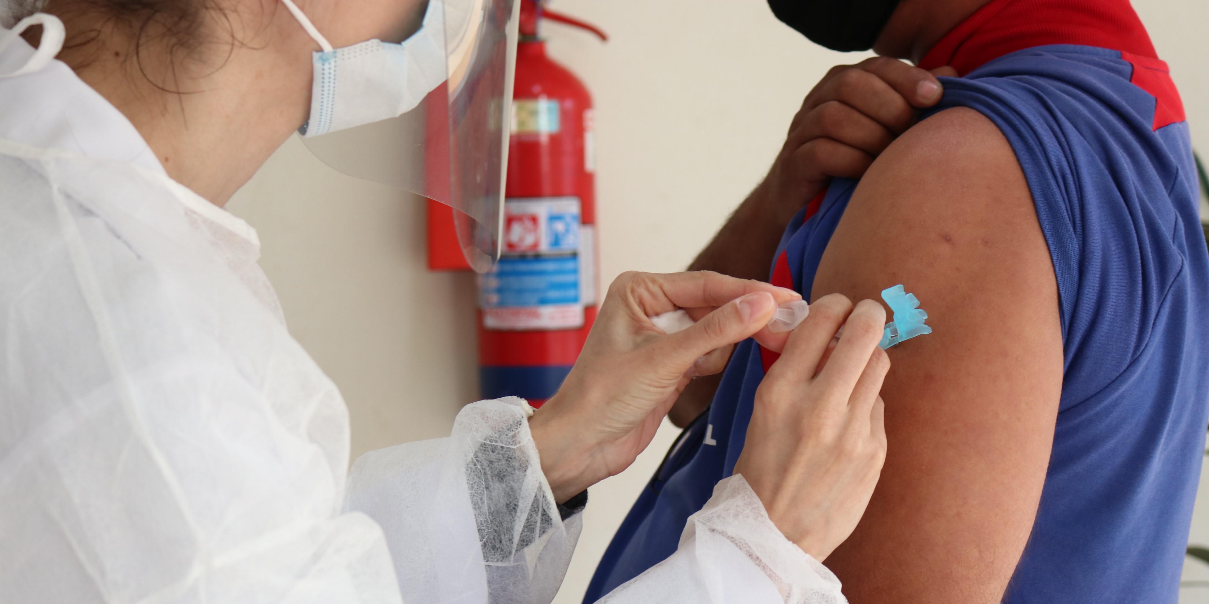 Vacinação de Caminhoneiros