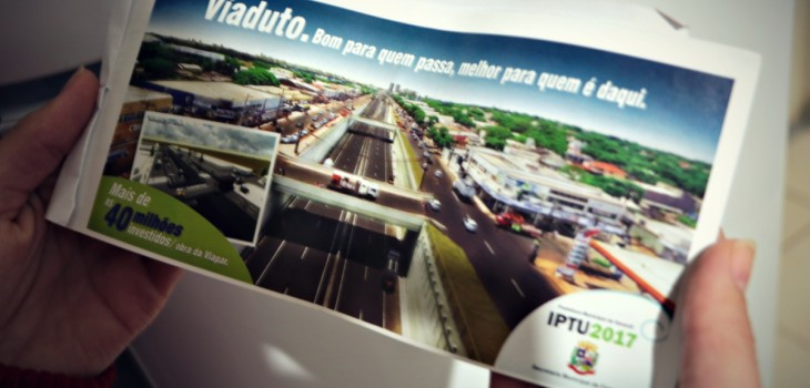 Prefeitura lança Refis com até 100% de desconto em multas e juros