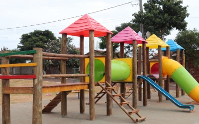 Praça do Conjunto Residencial Mauá é finalizada