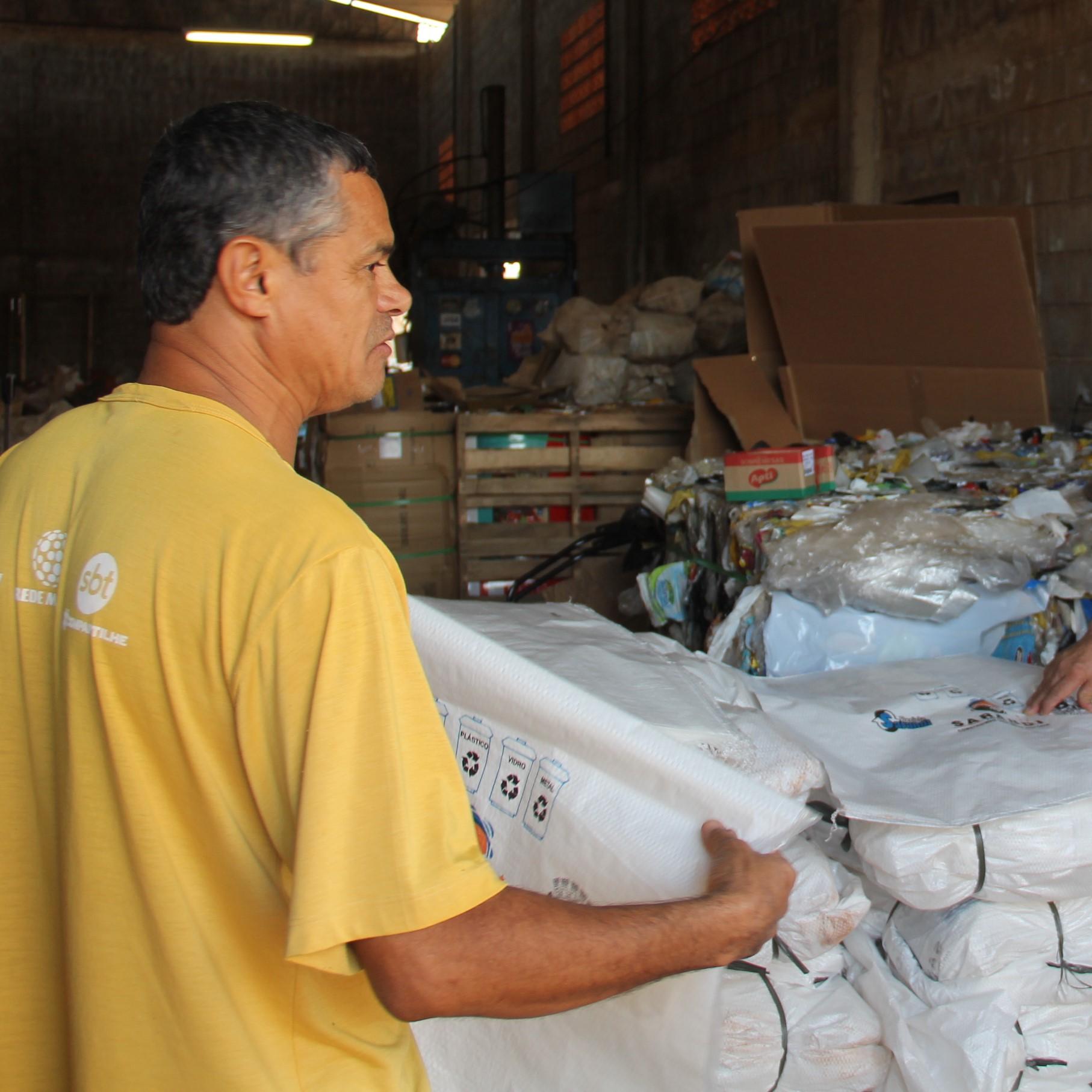 Sarandi vai ampliar coleta de recicláveis