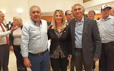 Prefeito Walter Volpato participa da XXI Marcha em Defesa dos municípios