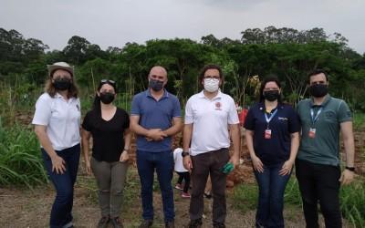 Secretaria de Saneamento e Meio Ambiente realiza evento em comemoração a Semana do Educador Ambiental