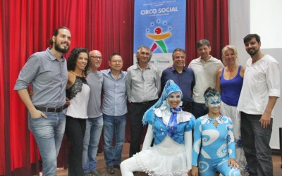 Sarandi promove Projeto Circo Social