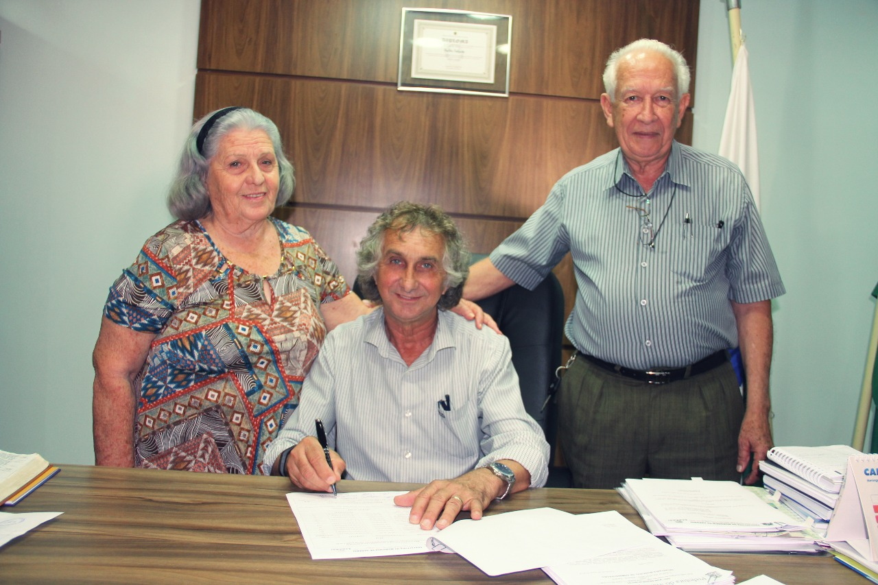 Prefeitura realiza repasse para entidades assistenciais