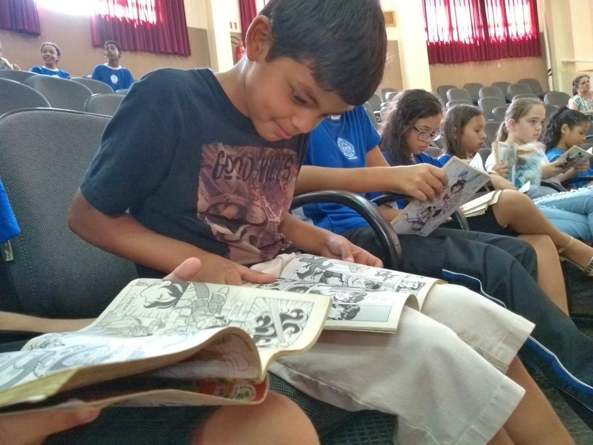 Mostra literária movimenta Casa da Cultura em Sarandi