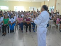 Palestra aborda saúde na Melhor Idade em Sarandi