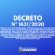 Decreto Nº 1631/2020