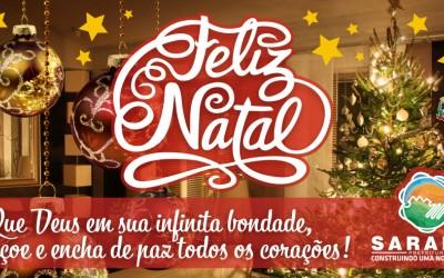 Chegada do Papai Noel será neste domingo em Sarandi
