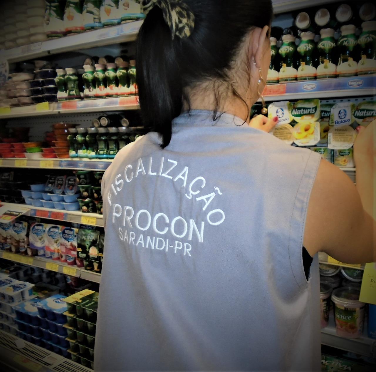 Procon Sarandi constata variação de preços de até 211% em supermercados