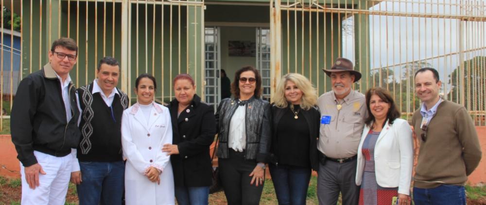 Projeto com Rotary Club proporciona atendimento odontológico no Jd. Vale Azul