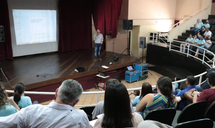 VI Encontro Municipal de Medidas Socioeducativas em Meio Aberto é realizado em Sarandi