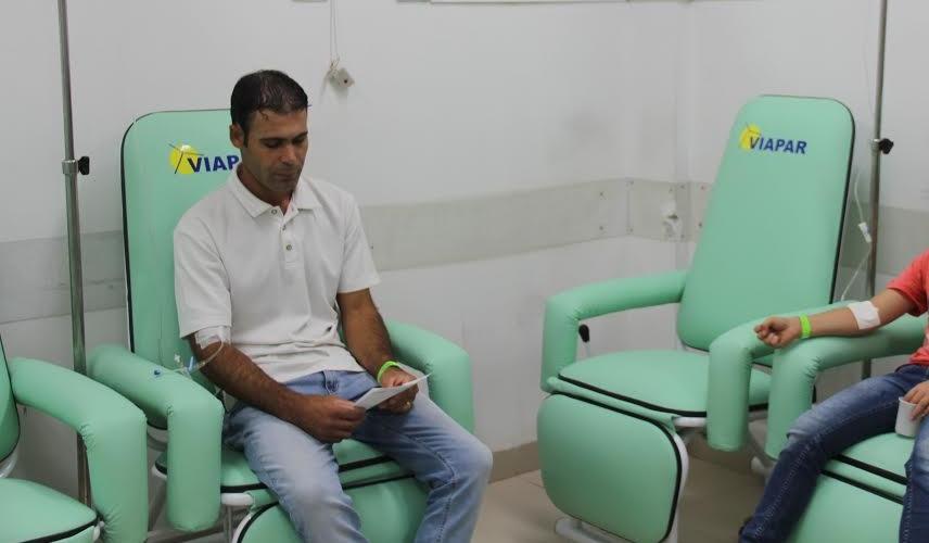 UPA recebe doação de equipamentos
