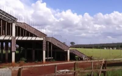 Sarandi recebe recurso Federal para obra de conclusão do Estádio Municipal
